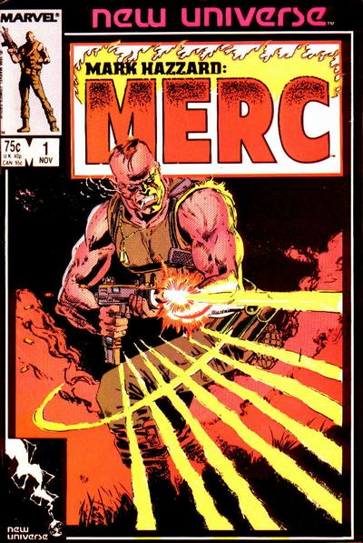 Mark Hazzard: Merc Vol 1 1