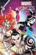 Marvel's Voices Pride Vol 1 1