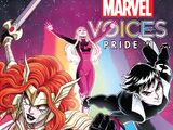 Marvel's Voices: Pride Vol 1 1