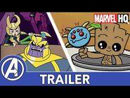 Marvel Battleworld - Treachery at Twilight - Trailer