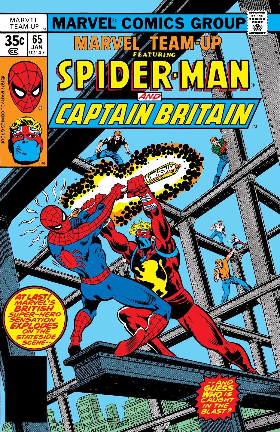 Marvel Team-Up Vol 1 65