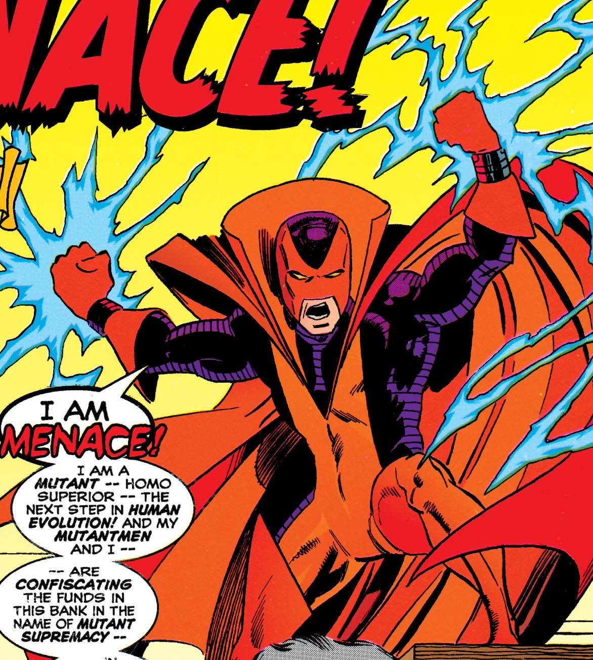 Menace (Team Alpha) (Earth-616)