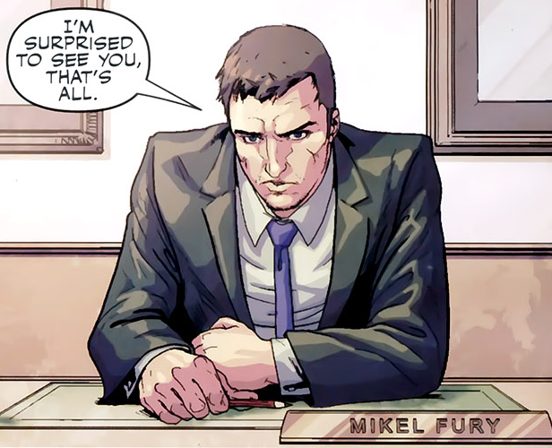 Mikel Fury (Earth-616) from Secret Warriors Vol 1 24 001.png