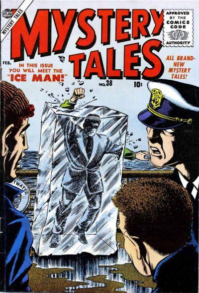 Mystery Tales Vol 1 38