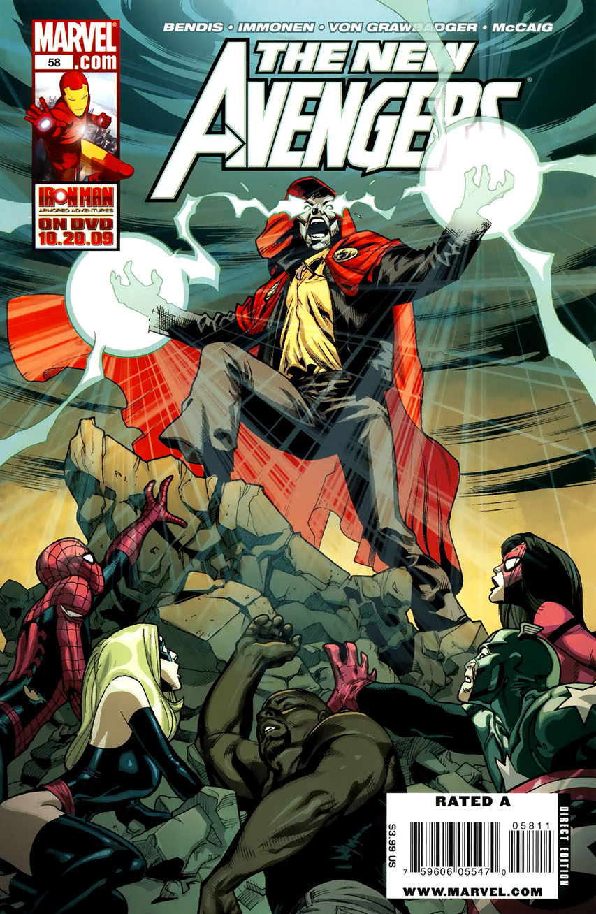 New Avengers Vol 1 58