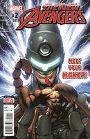 New Avengers Vol 4 2