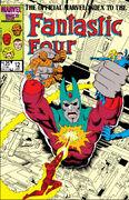 Official Marvel Index to Fantastic Four Vol 1 12
