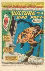 Peter Parker, The Spectacular Spider-Man Vol 1 4 001.jpg