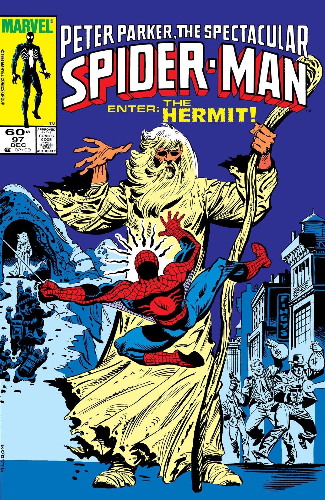 Peter Parker, The Spectacular Spider-Man Vol 1 97