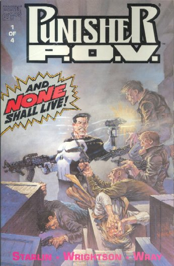 Punisher: P.O.V. Vol 1 1