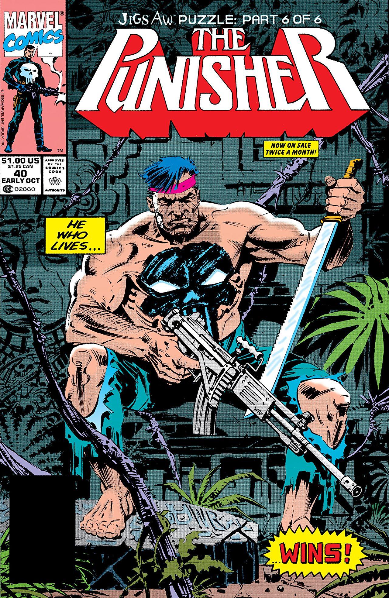Punisher Vol 2 40