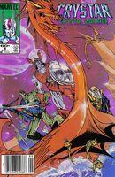 Saga of Crystar, Crystal Warrior Vol 1 9