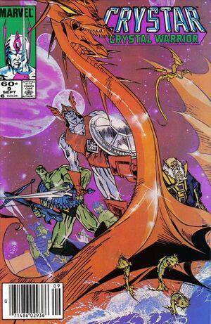 Saga of Crystar, Crystal Warrior Vol 1 9.jpg