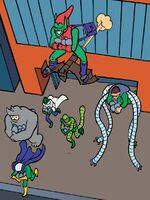 Sinister Six (Earth-3015)