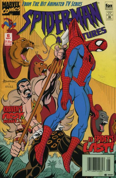 Spider-Man Adventures Vol 1 6