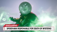 Spider-Man Responsible for Death of Mysterio