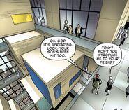 Stark Unlimited HQ from Tony Stark Iron Man Vol 1 4 001