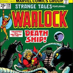 Strange Tales Vol 1 179