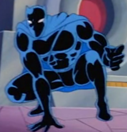 T'Challa (Earth-534834) from Fantastic Four (1994 animated series) Season 2 7 002.png