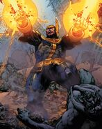 Thanos (Earth-616) from Thanos Rising Vol 1 4 001