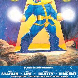 Thanos Quest Vol 1 1