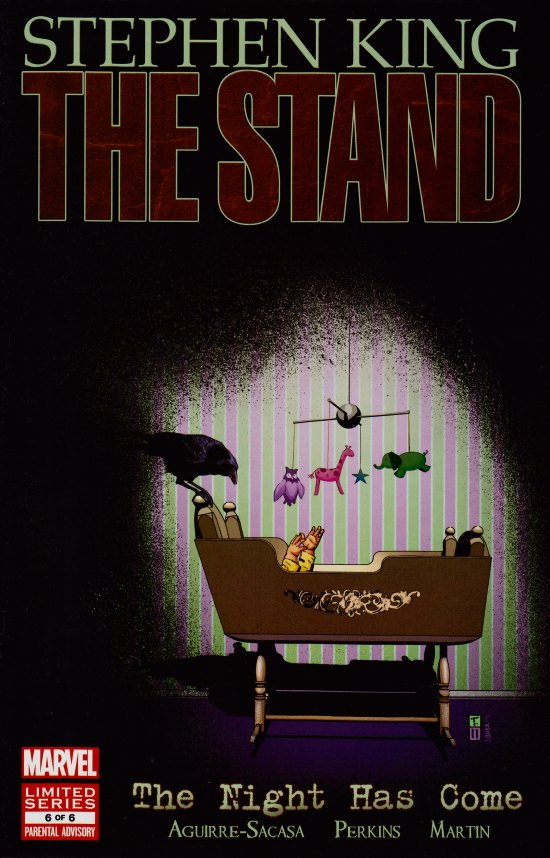 The Stand: The Night Has Come Vol 1 6