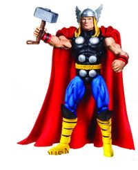 Thor Odinson (Earth-616) from Marvel Universe (Toys) Comic Packs Series 1 (Secret Wars 25th Anniversary) 0001.jpg
