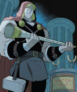 Thor Odinson (Earth-TRN874) from Thor & Loki Double Trouble Vol 1 1 003