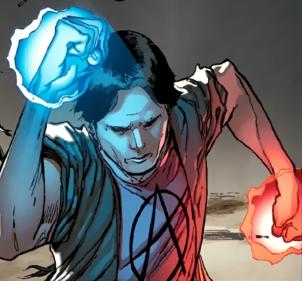 Time-Sink (Legion Personality) (Earth-616)