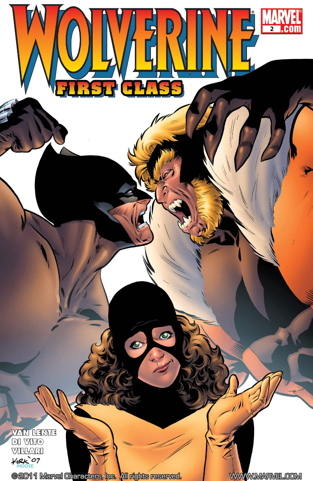 Wolverine: First Class Vol 1 2