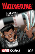Wolverine Japan's Most Wanted Infinite Comic Vol 1 2