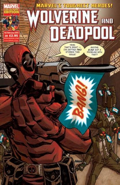 Wolverine and Deadpool Vol 2 28