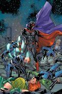 X-Men Blue Vol 1 34 Textless