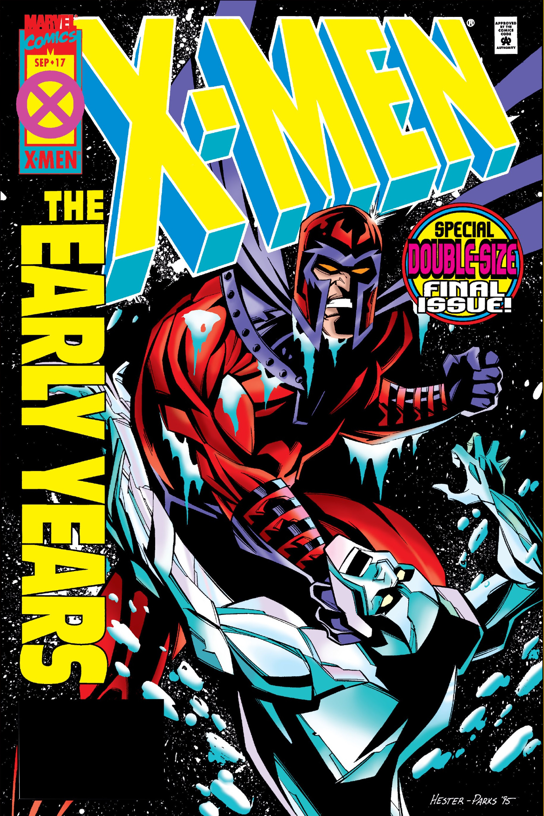 X-Men: The Early Years Vol 1 17