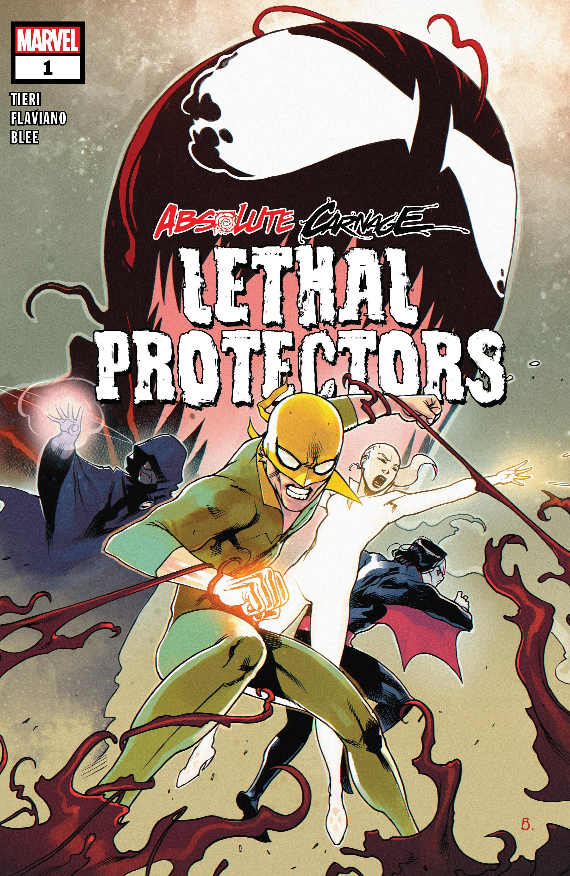 Absolute Carnage: Lethal Protectors Vol 1