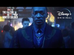 Action - Marvel Studios' The Falcon and The Winter Soldier - Disney+