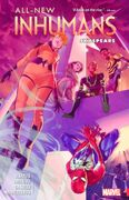 All-New Inhumans TPB Vol 1 2 Skyspears