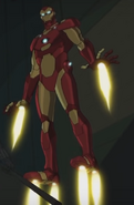 Anthony Stark (Earth-17628) from Marvel's Spider-Man (animated series) Season 2 5 001