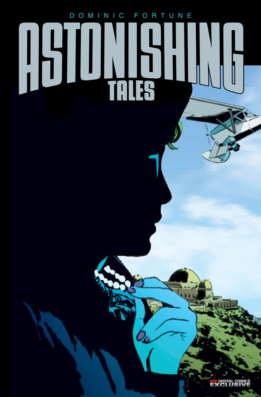 Astonishing Tales: Dominic Fortune Vol 1 1