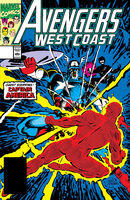 Avengers West Coast Vol 2 64