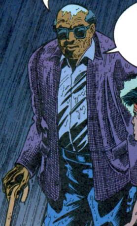 Blind Joe Death (Earth-616)