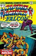 Captain America Vol 1 187