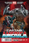 Captain America Vol 7 7