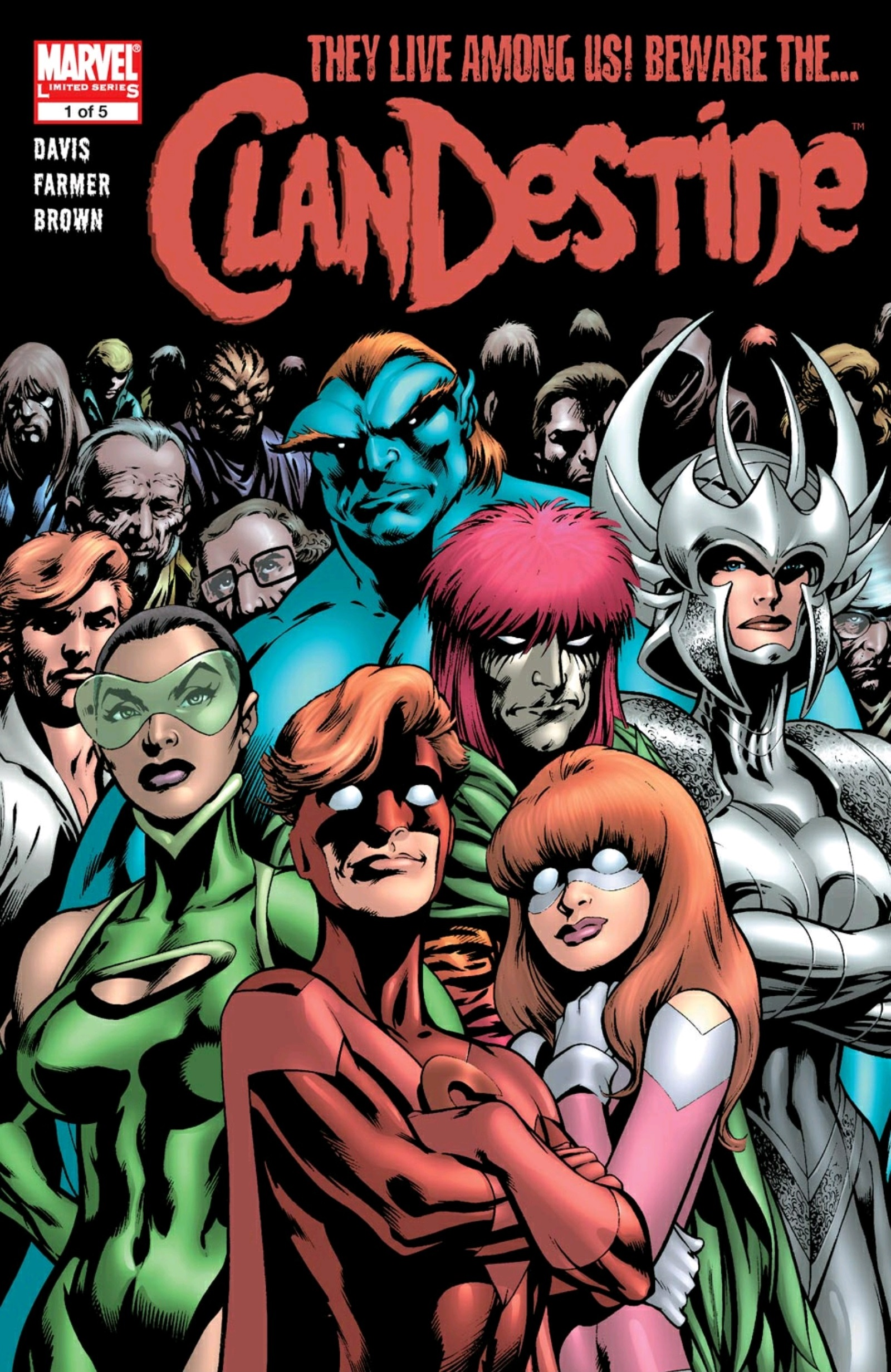 ClanDestine (Earth-616)