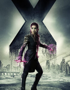 Clarice Ferguson (Earth-TRN414) from X-Men Days of Future Past Promotional 001