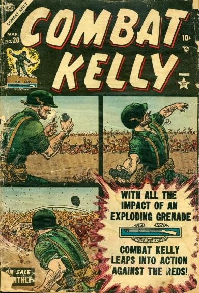 Combat Kelly Vol 1 20