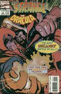 Doctor Strange vs Dracula Vol 1 1