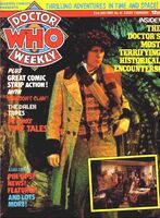 Doctor Who Weekly Vol 1 41