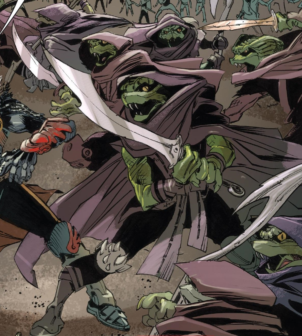 Fangs of the Serpent (Earth-616)