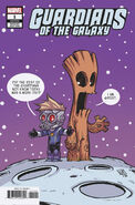Guardians of the Galaxy Vol 5 1 Young Variant